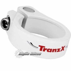 Abraçadeira Tranz-x 31.8 Branco