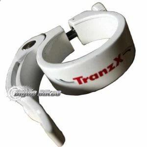 Abraçadeira Tranz-x 34.9 Branca