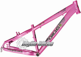 Quadro Gios FRx 2015 Aro26 Tam13.5 Rosa