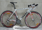 Bike Giant SCR1 2013 18 Velocidades Branca Tam 50