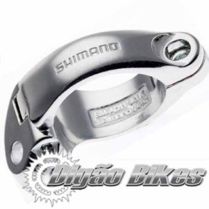 Abraçadeira Braze On Shimano 31.8 mm