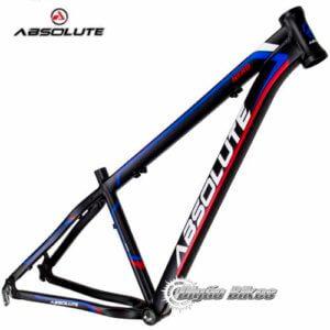 Quadro 29 MTB Absolute Nero Preto-Azul