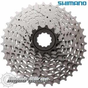 Cassete Shiamano HG-300 9Velocidades 12-36