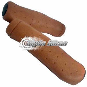 Manopla Ergonomica 141A 130mm Marrom
