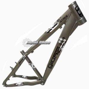 Quadro Aro 26 Gios 4Trix Wheeling