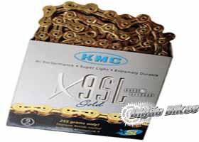 Corrente KMC X-9-SL Gold 9v