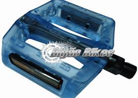 Pedal Wellgo Plataforma Azul