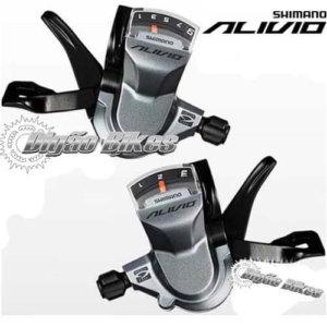 Alavanca Shimano Alívio 9v SL-M4000
