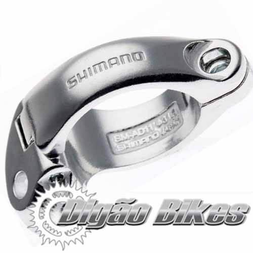 Abraçadeira Braze On Shimano 31.8 mm