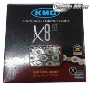 Corrente KMC X 8.93 8 Velocidades